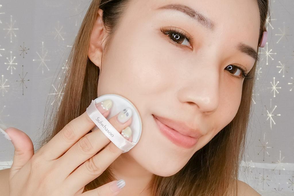 美妝購物|Qoo10購物平台韓國直送享優惠 Sulwhasoo 雪花秀 完美瓷肌氣墊粉霜(2020幸運花園限量版)22.jpg