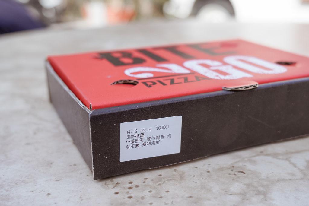 高雄美食 BITE 2 GO 義式快餐店 薄多義旗下外帶店 純白色餐車超吸睛6.jpg