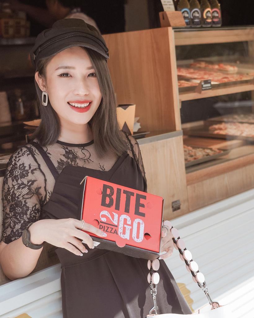 高雄美食 BITE 2 GO 義式快餐店 薄多義旗下外帶店 純白色餐車超吸睛5A.jpg