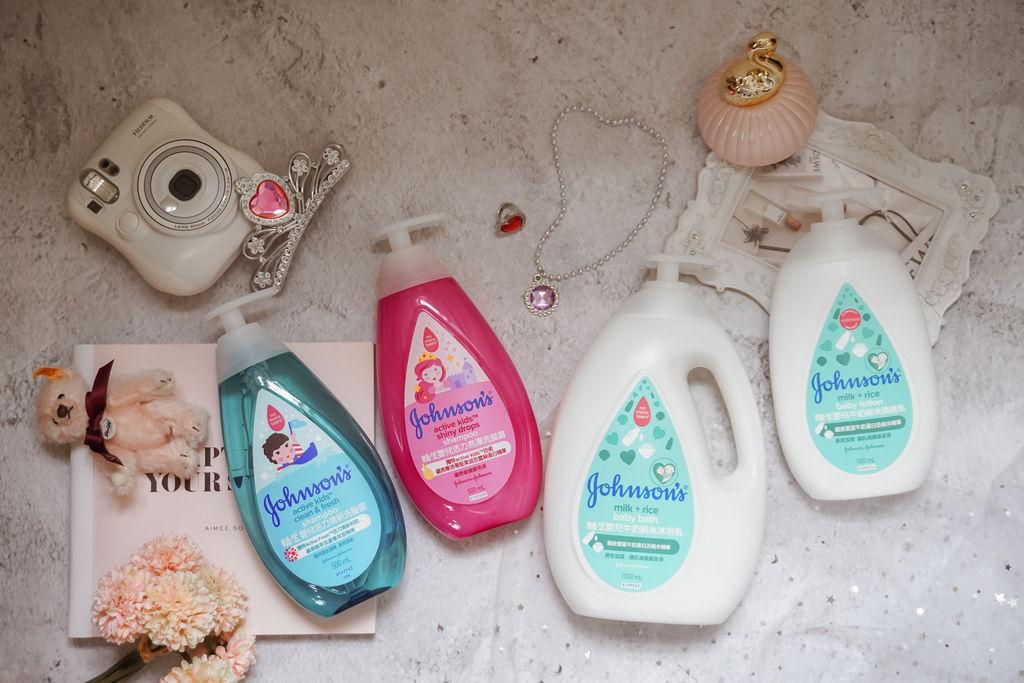 嬌生嬰兒沐浴系列 大寶貝的洗澡好朋友 公主和英雄一起進入嬌生奇幻王國吧!1.JPG
