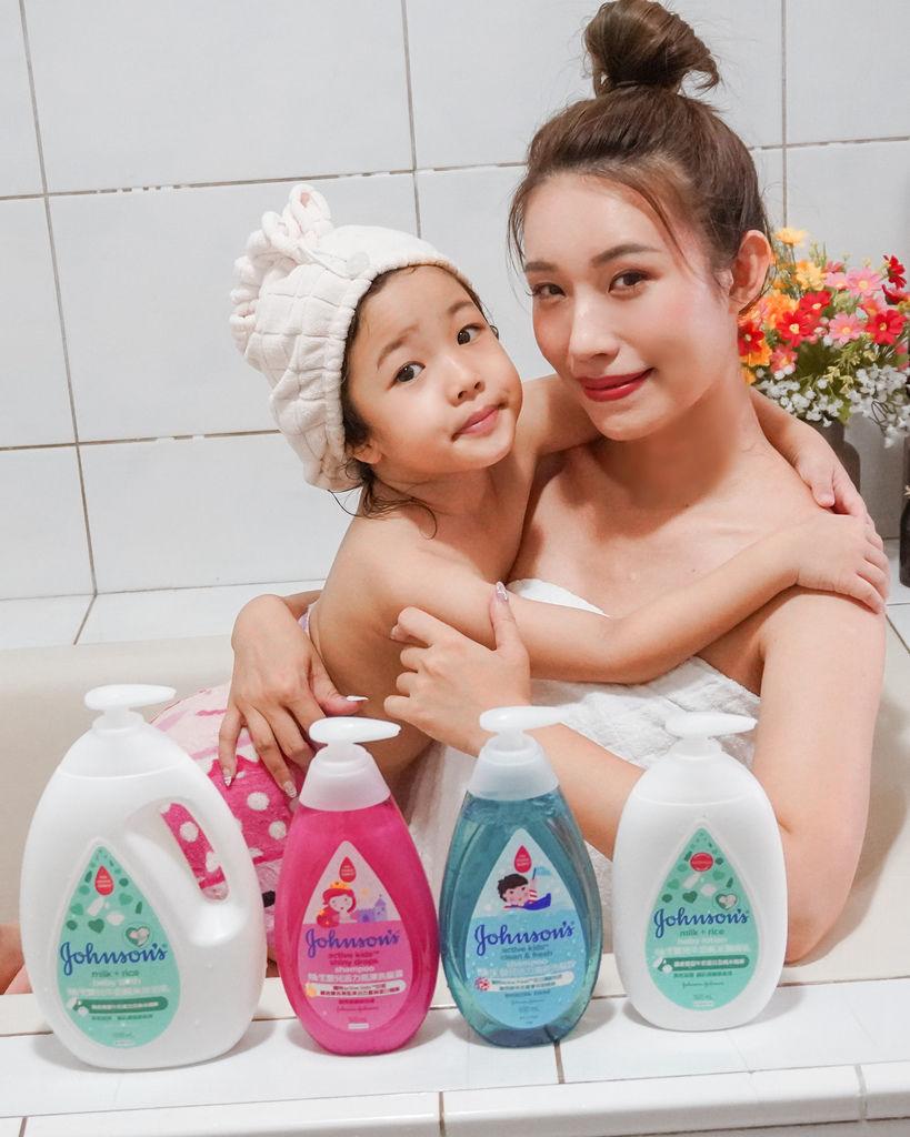 嬌生嬰兒沐浴系列 大寶貝的洗澡好朋友 公主和英雄一起進入嬌生奇幻王國吧!25A.JPG
