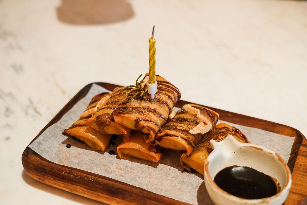 高雄泰式料理BoBo Rose Coffee 森林系絕美華麗風  慶生聚會餐廳 泰式奶茶 雞肉炸春捲 必點24.jpg