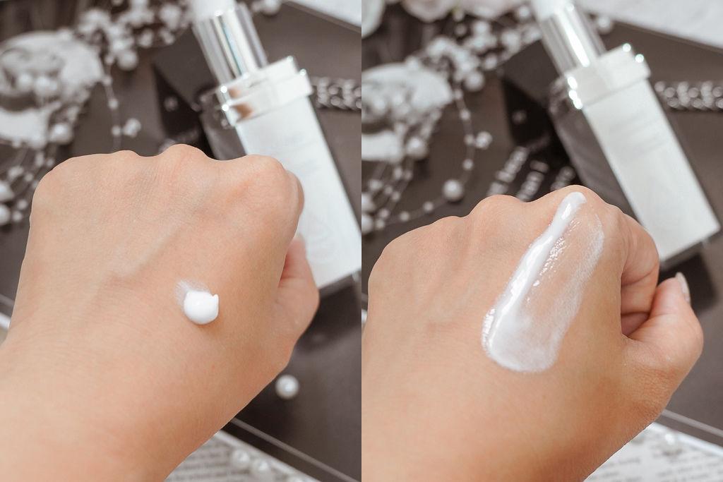 保養 地方媽媽的夏日保養術 AMINO 安美諾珍珠瞬白保濕精華 養成保濕透亮少女肌10.jpg