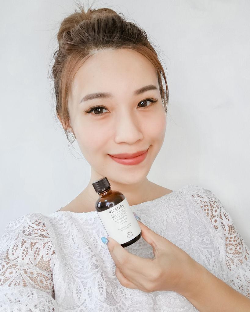 自然系保養 RICENAL 日本米糠保濕精華油 從頭到腳極致呵護 萬用油推薦22.jpg