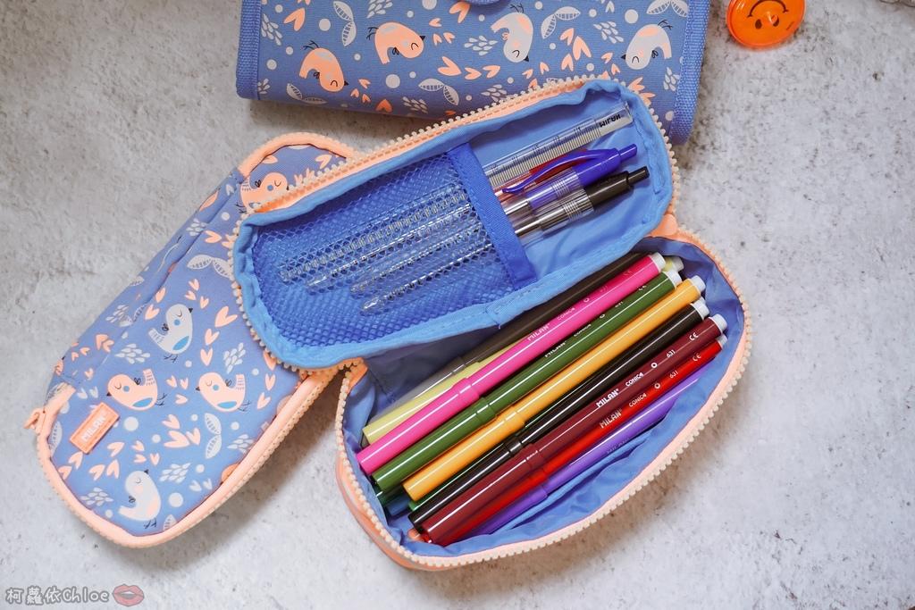大人小孩都瘋狂的文具懶人包!MILAN隨行畫筆袋著走 Funmi#創樂宇宙 質感文具必入手8.JPG