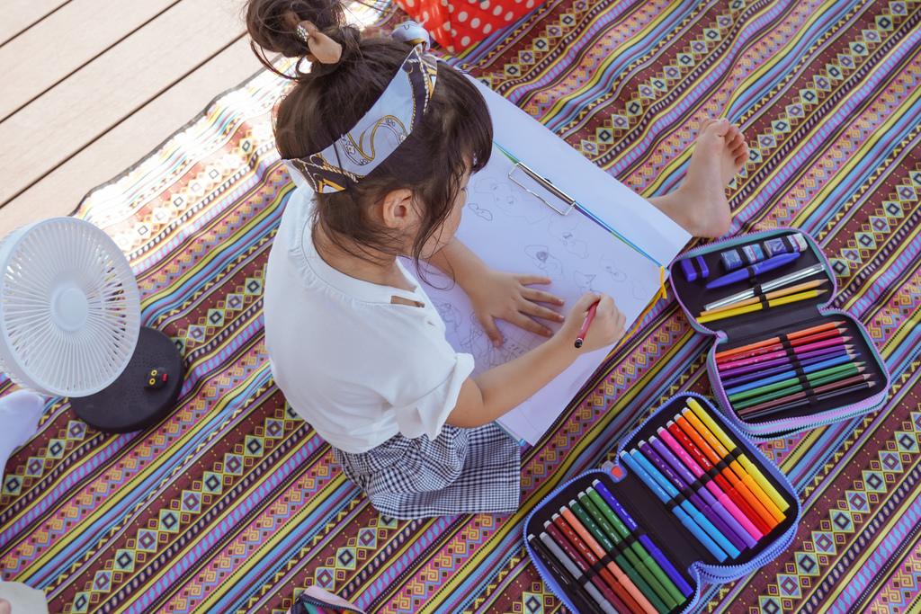 大人小孩都瘋狂的文具懶人包!MILAN隨行畫筆袋著走 Funmi#創樂宇宙 質感文具必入手48.JPG