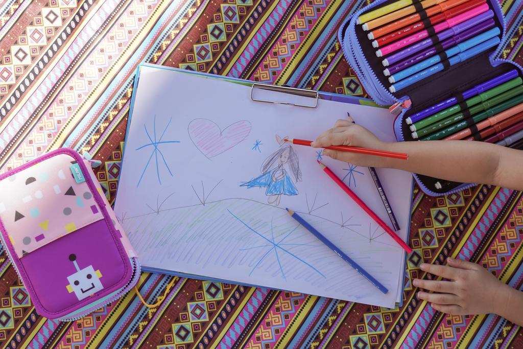 大人小孩都瘋狂的文具懶人包!MILAN隨行畫筆袋著走 Funmi#創樂宇宙 質感文具必入手52.JPG