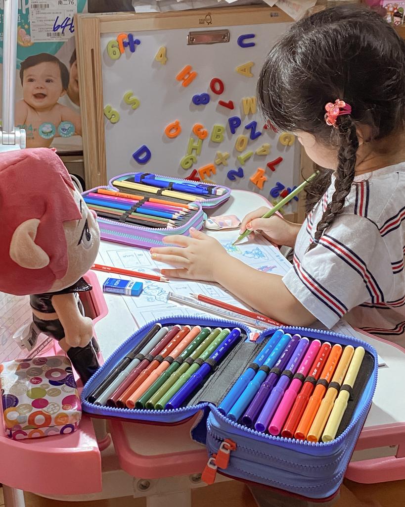 大人小孩都瘋狂的文具懶人包!MILAN隨行畫筆袋著走 Funmi#創樂宇宙 質感文具必入手67.JPG
