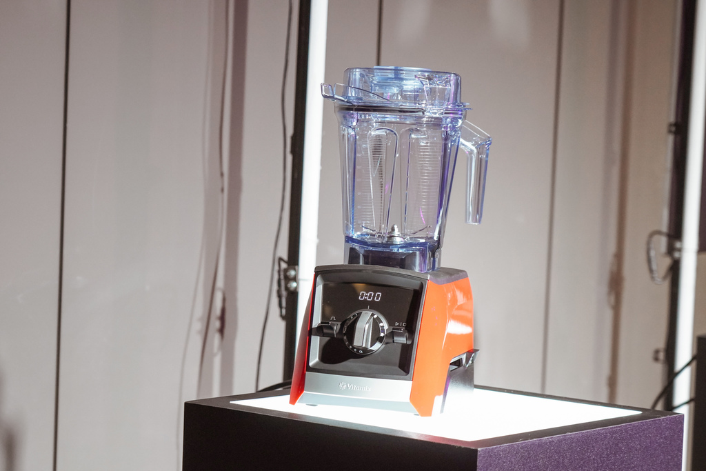 Vitamix 史上第一台超跑級調理機 廚房界的超跑 一鍵按下輕鬆完成食尚美味 Vitamix 領航者調理機 A3500i %26; A2500i 正式發表上市20.jpg