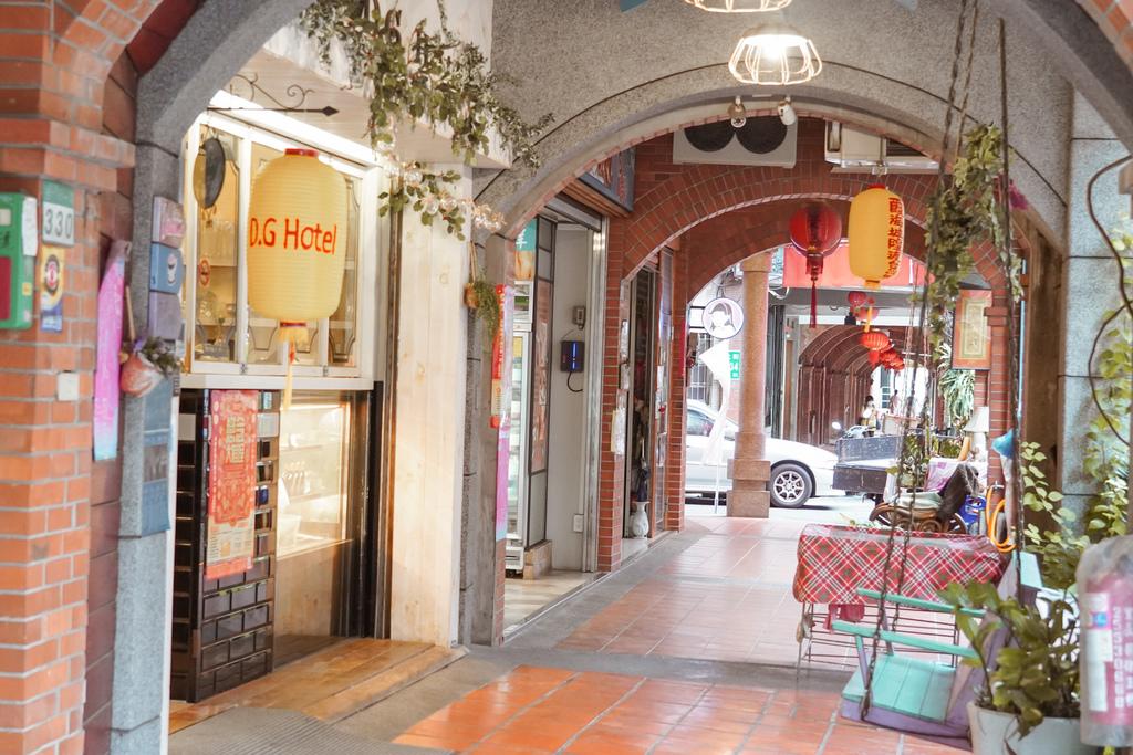 台北住宿 D.G. Hotel %26; Cafe 大稻埕迪化街上有咖啡廳的南法鄉村風旅店2.JPG
