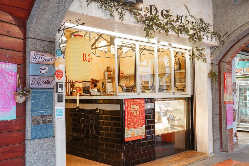 台北住宿 D.G. Hotel %26; Cafe 大稻埕迪化街上有咖啡廳的南法鄉村風旅店4.JPG