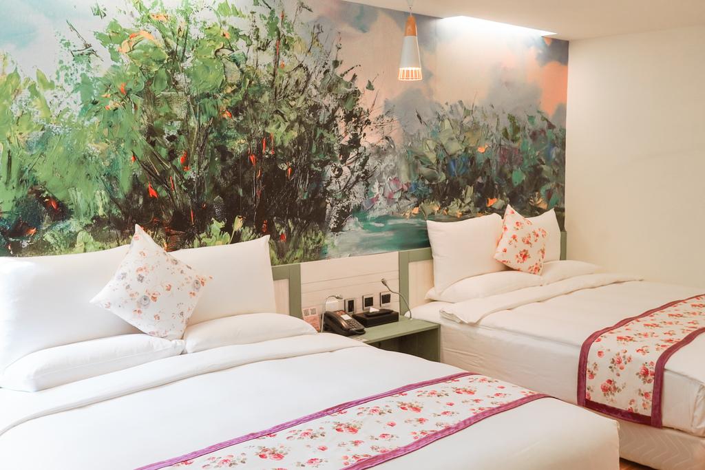 台北住宿 D.G. Hotel %26; Cafe 大稻埕迪化街上有咖啡廳的南法鄉村風旅店16.JPG