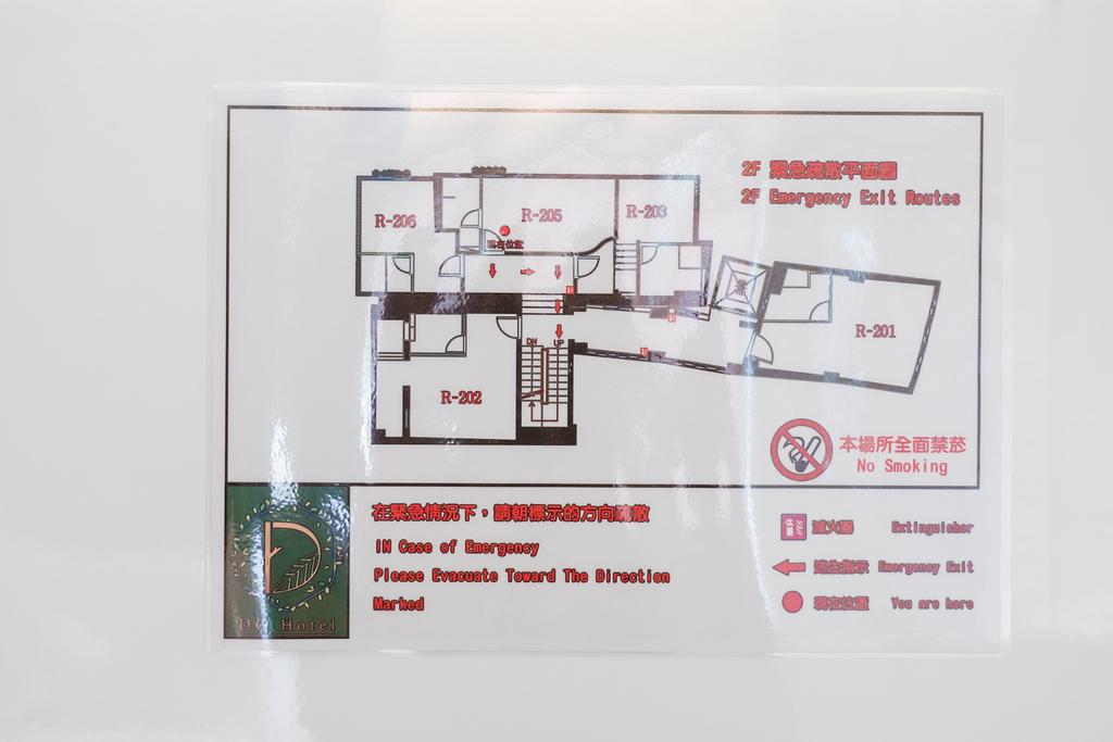 台北住宿 D.G. Hotel %26; Cafe 大稻埕迪化街上有咖啡廳的南法鄉村風旅店20.JPG