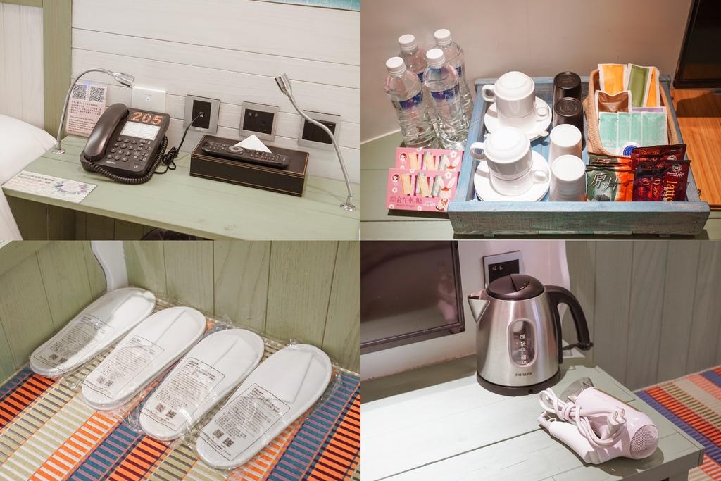 台北住宿 D.G. Hotel %26; Cafe 大稻埕迪化街上有咖啡廳的南法鄉村風旅店25.jpg