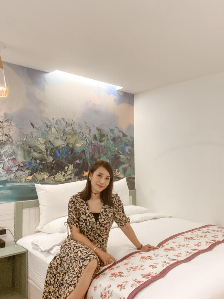 台北住宿 D.G. Hotel %26; Cafe 大稻埕迪化街上有咖啡廳的南法鄉村風旅店28.JPG