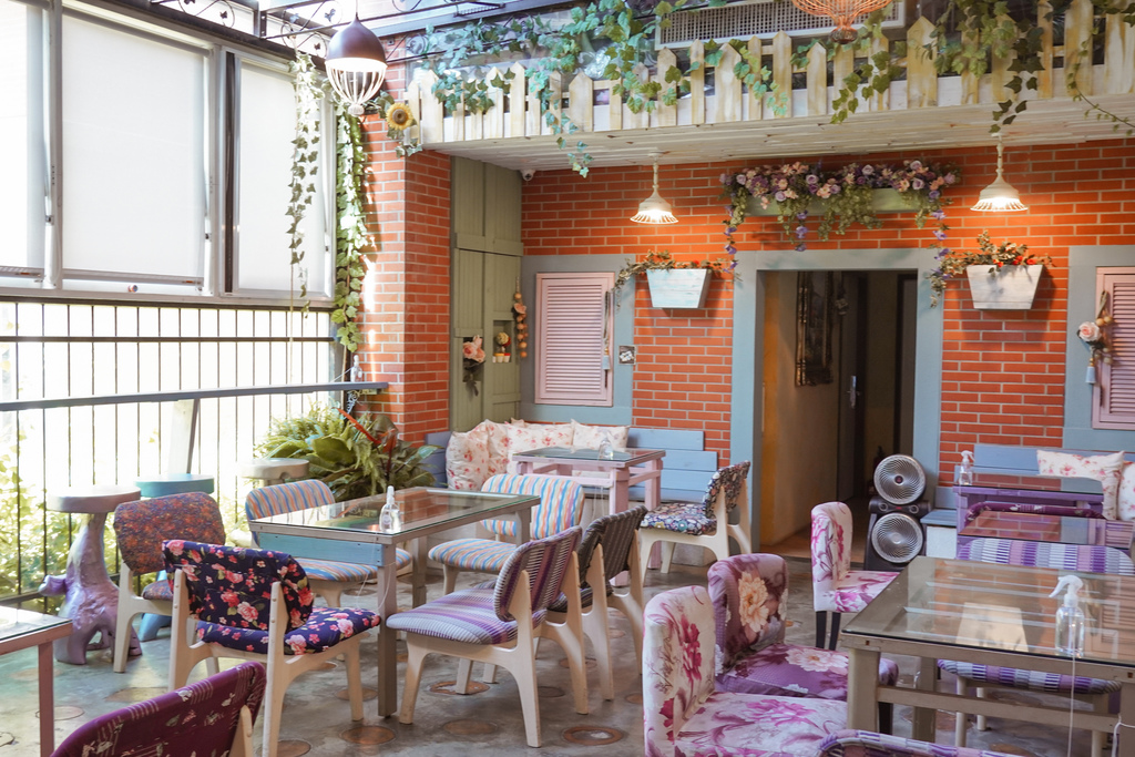 台北住宿 D.G. Hotel %26; Cafe 大稻埕迪化街上有咖啡廳的南法鄉村風旅店37.JPG