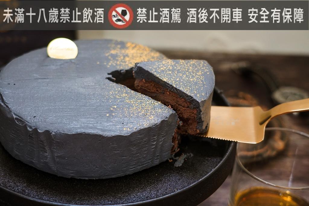 2020父親節蛋糕推薦 台南起士公爵 磐石威士忌乳酪蛋糕 爸氣十足又時尚8.jpg