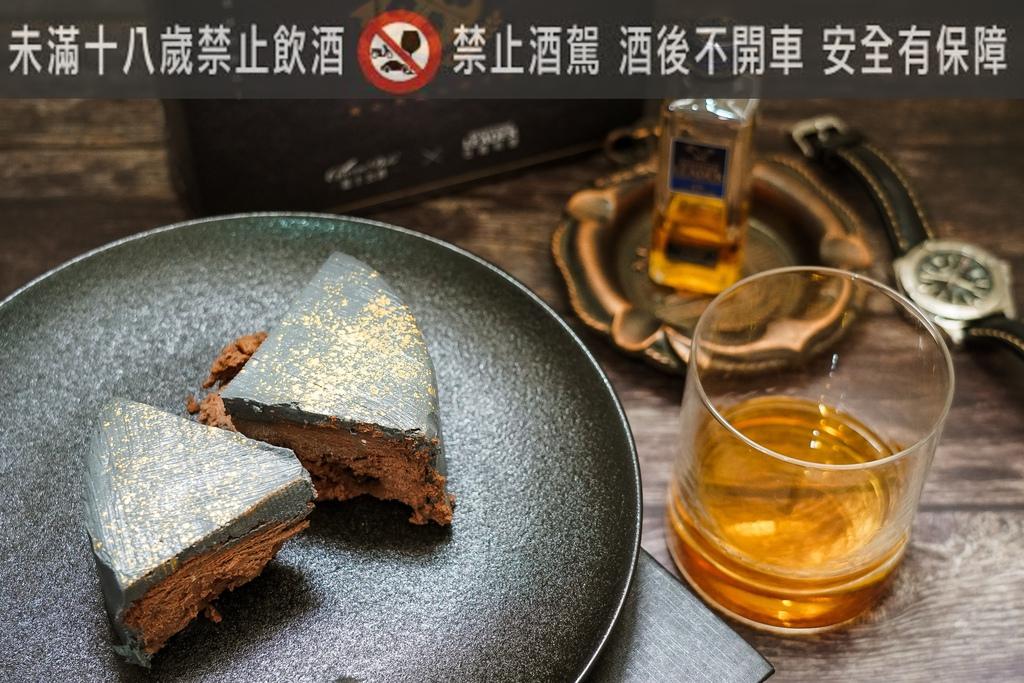 2020父親節蛋糕推薦 台南起士公爵 磐石威士忌乳酪蛋糕 爸氣十足又時尚10.jpg