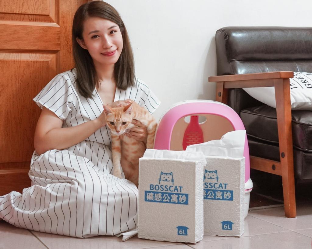 室內養貓首選貓砂貓老闆 礦感公寓砂 凝結力強 可沖馬桶的豆腐砂15.jpg
