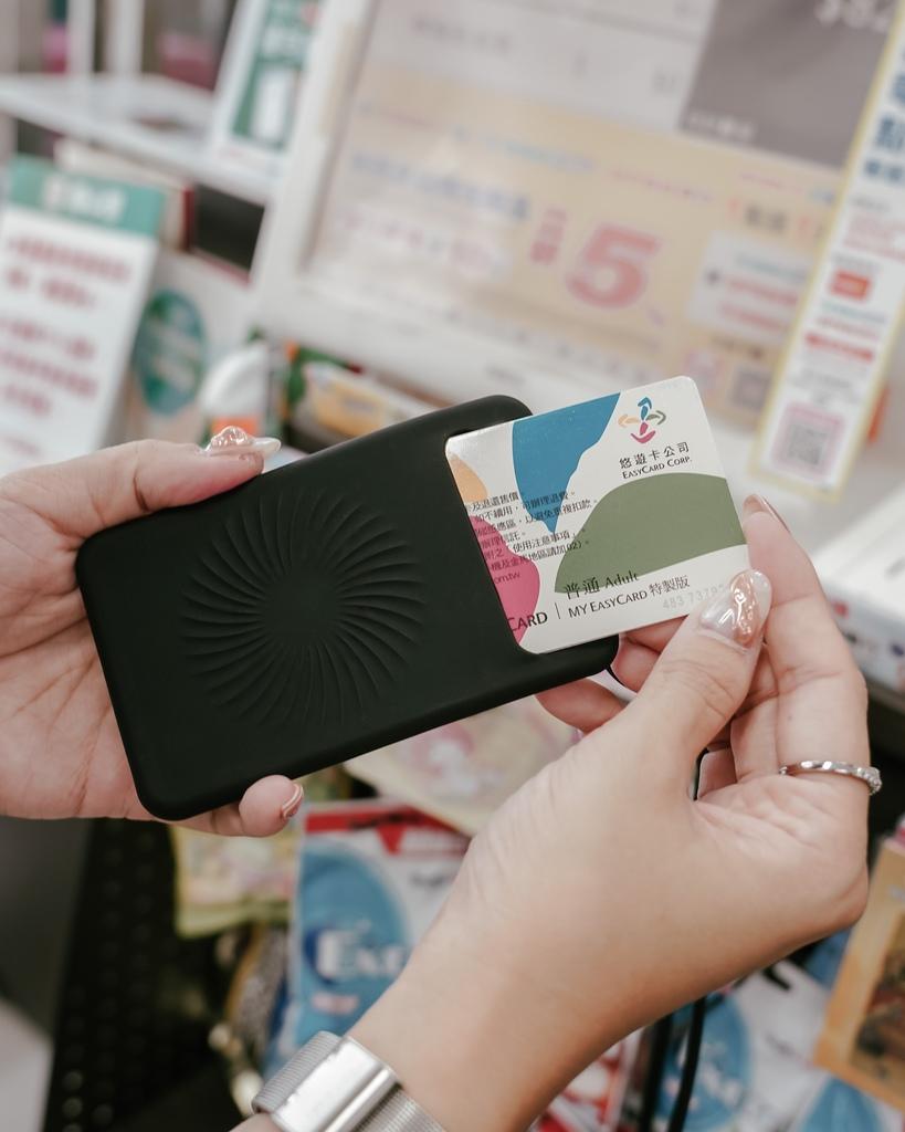 Bone 頸掛開窗識別證套 識別證 卡片 雙卡不干擾 輕鬆帶著走26.JPG