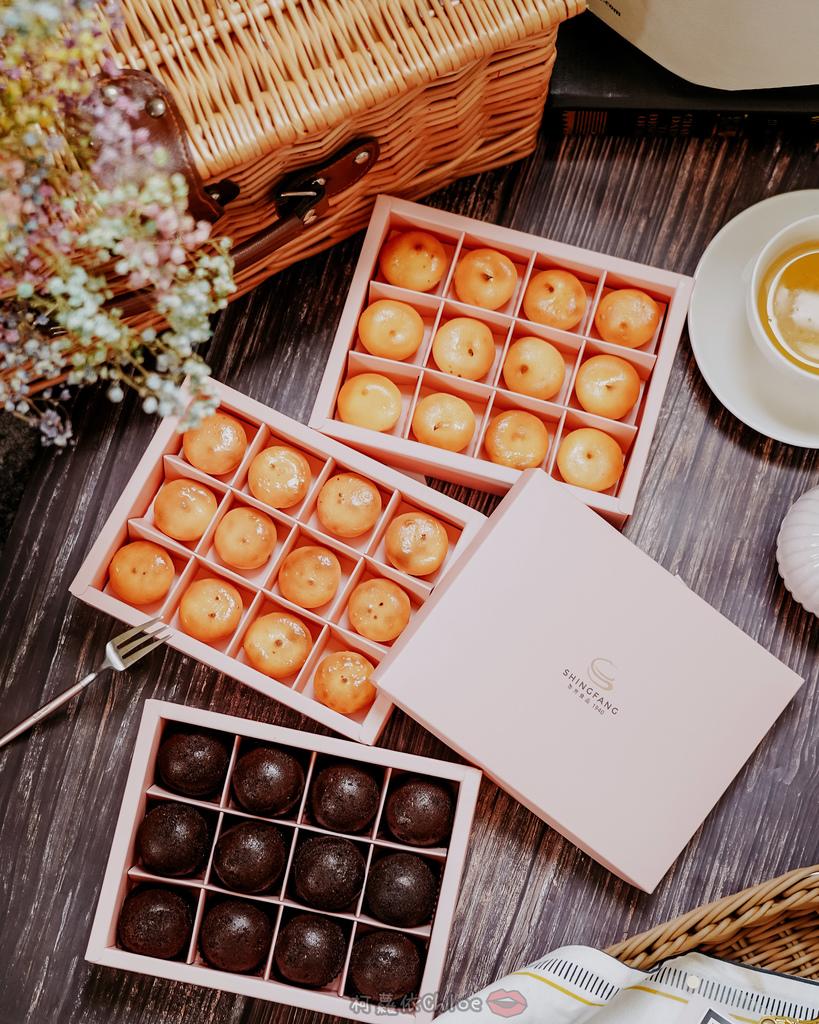 桃園甜點 杏芳食品 大溪70年老店 乳酪球必吃 新包裝12入乳酪球禮盒 送禮超體面4.jpg