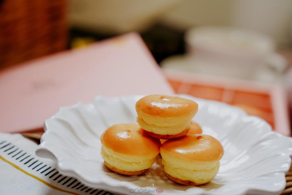 桃園甜點 杏芳食品 大溪70年老店 乳酪球必吃 新包裝12入乳酪球禮盒 送禮超體面13.jpg