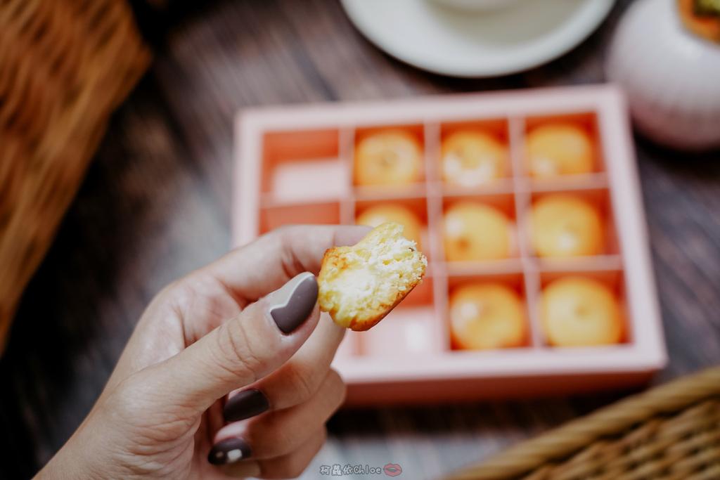桃園甜點 杏芳食品 大溪70年老店 乳酪球必吃 新包裝12入乳酪球禮盒 送禮超體面14.jpg