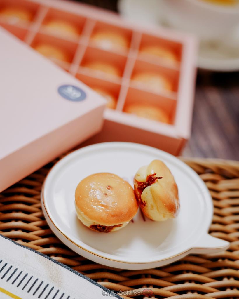 桃園甜點 杏芳食品 大溪70年老店 乳酪球必吃 新包裝12入乳酪球禮盒 送禮超體面18.jpg