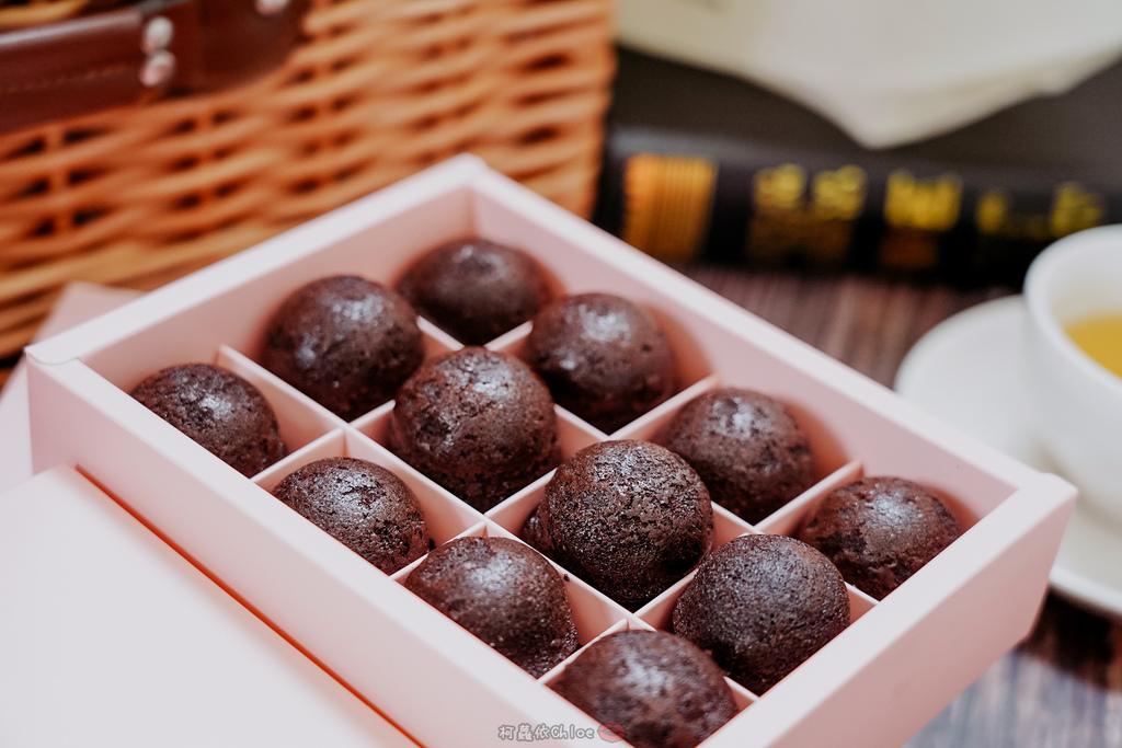 桃園甜點 杏芳食品 大溪70年老店 乳酪球必吃 新包裝12入乳酪球禮盒 送禮超體面24.jpg