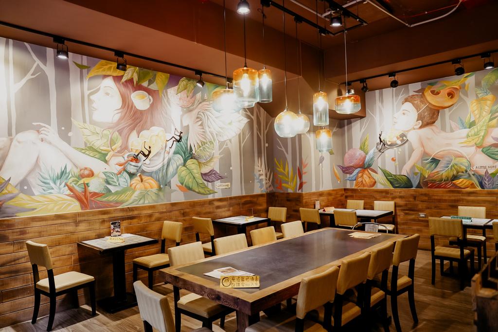 高雄早午餐推薦 多一點咖啡館-文化館 異國料理多樣化餐點 分量充足 聚餐好去處4.jpg