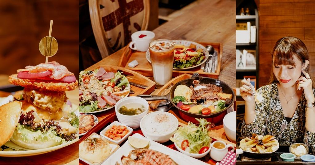高雄早午餐推薦 多一點咖啡館-文化館 異國料理多樣化餐點 分量充足 聚餐好去處.jpg