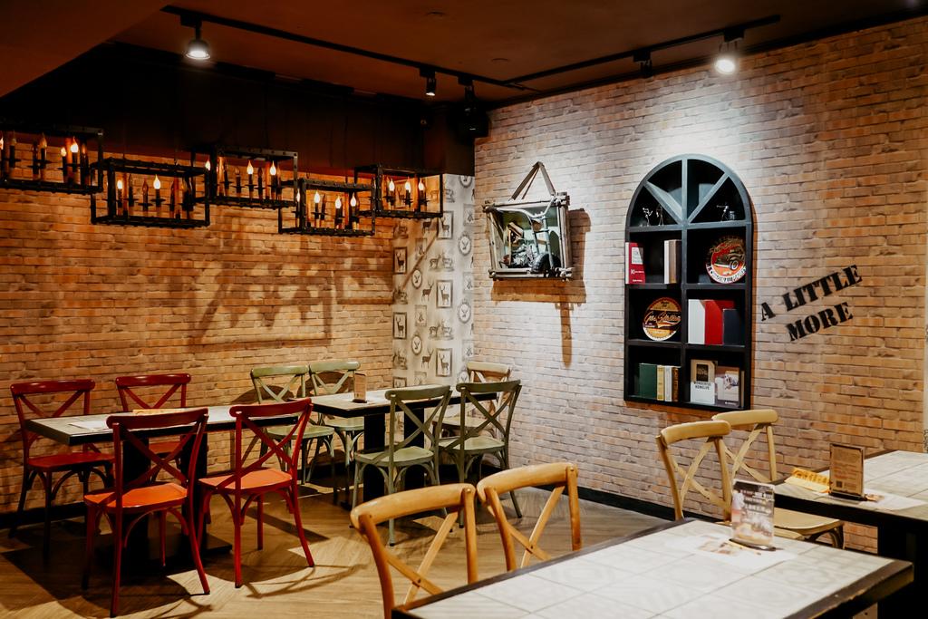 高雄早午餐推薦 多一點咖啡館-文化館 異國料理多樣化餐點 分量充足 聚餐好去處10.jpg