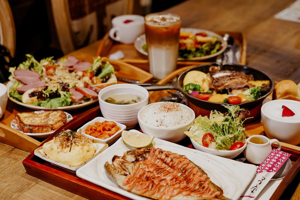 高雄早午餐推薦 多一點咖啡館-文化館 異國料理多樣化餐點 分量充足 聚餐好去處15.jpg
