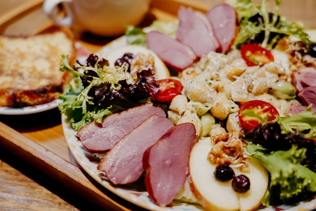 高雄早午餐推薦 多一點咖啡館-文化館 異國料理多樣化餐點 分量充足 聚餐好去處26.jpg