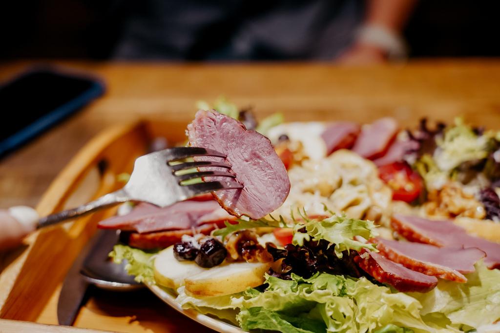 高雄早午餐推薦 多一點咖啡館-文化館 異國料理多樣化餐點 分量充足 聚餐好去處27.jpg