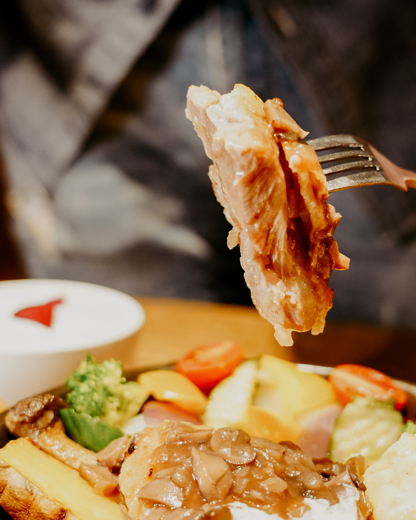 高雄早午餐推薦 多一點咖啡館-文化館 異國料理多樣化餐點 分量充足 聚餐好去處32.jpg