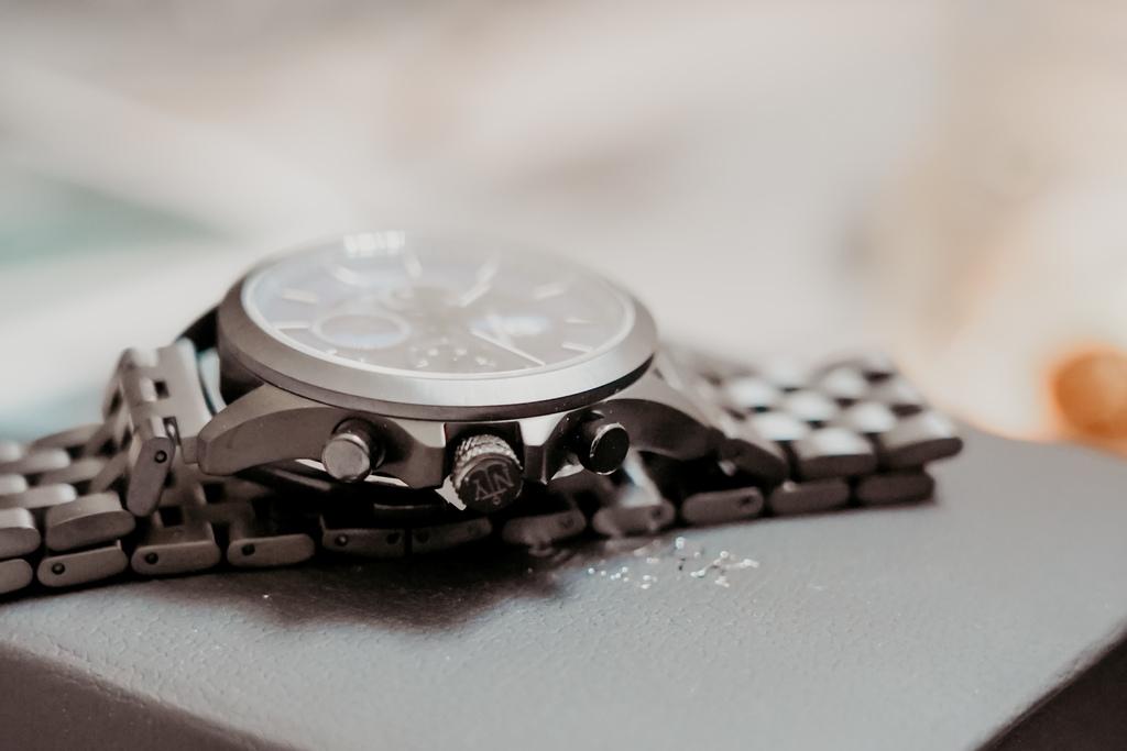 上班族男錶推薦 New York Incredibles三眼錶不鏽鋼黑錶帶 質感好搭又好看7.jpg