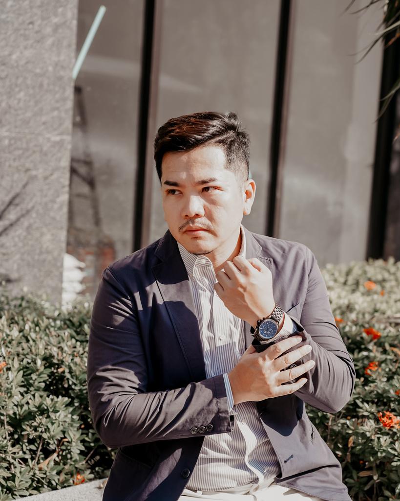 上班族男錶推薦 New York Incredibles三眼錶不鏽鋼黑錶帶 質感好搭又好看18.jpg