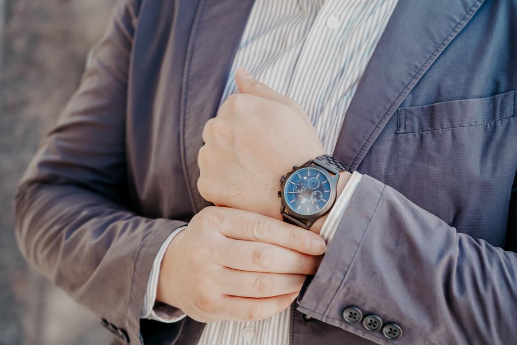 上班族男錶推薦 New York Incredibles三眼錶不鏽鋼黑錶帶 質感好搭又好看21.jpg