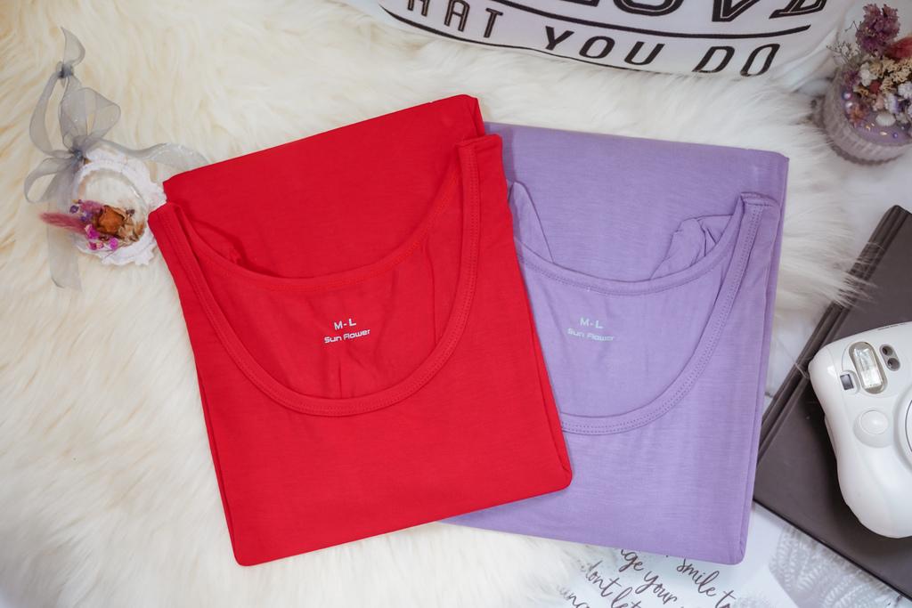 三花棉業SunFlower 全家人舒適的貼身衣物穿搭分享 內褲 保暖機能衣 無痕襪 隱形襪17.JPG