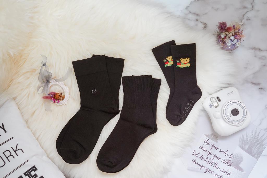 三花棉業SunFlower 全家人舒適的貼身衣物穿搭分享 內褲 保暖機能衣 無痕襪 隱形襪42.JPG