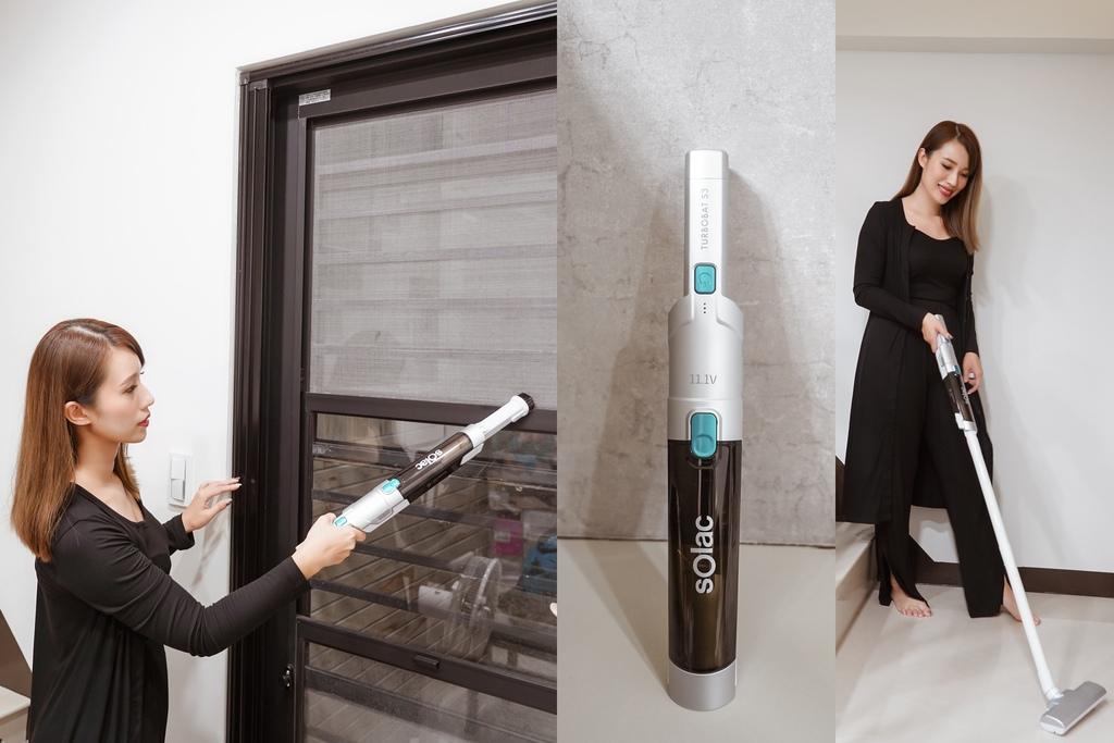 生活開箱 西班牙Solac S3隨手無線便攜式吸塵器 超輕巧機身 平時看不見的灰塵都吸得乾淨.jpg
