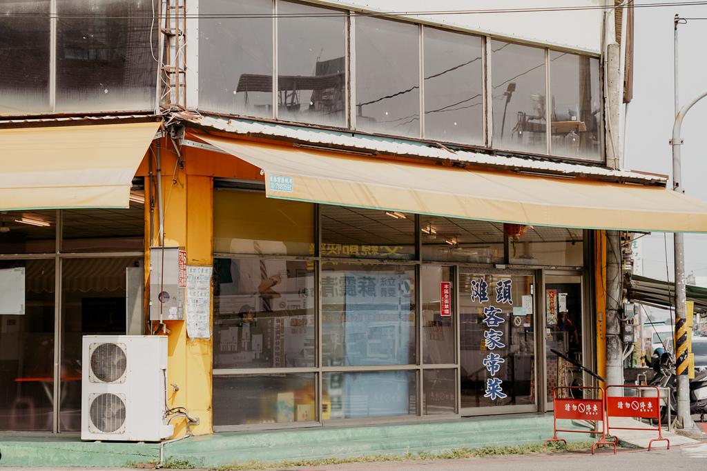 潮州美食 灘頭客家常菜 屏東潮州在地的好味道 滷豬腳、薑絲大腸、紅燒豆腐必點2.jpg