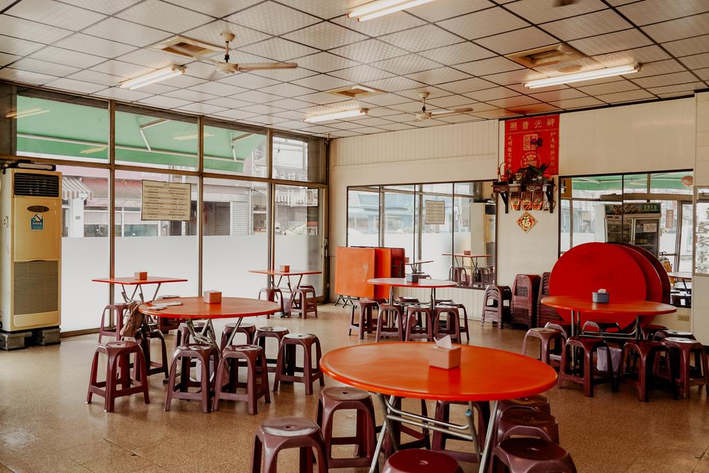 潮州美食 灘頭客家常菜 屏東潮州在地的好味道 滷豬腳、薑絲大腸、紅燒豆腐必點3.jpg