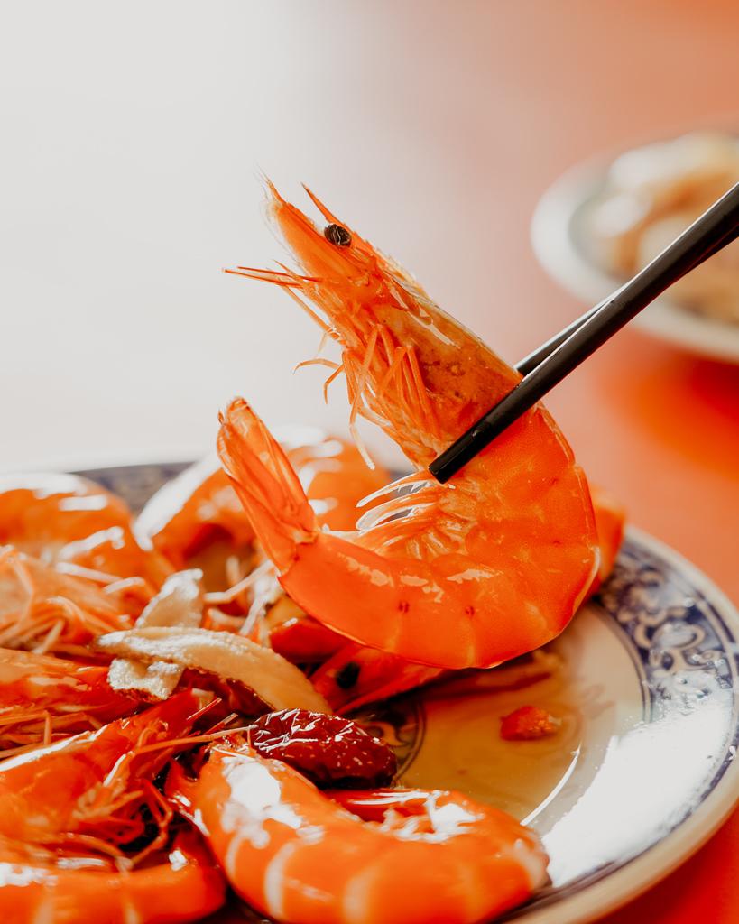 潮州美食 灘頭客家常菜 屏東潮州在地的好味道 滷豬腳、薑絲大腸、紅燒豆腐必點17.jpg