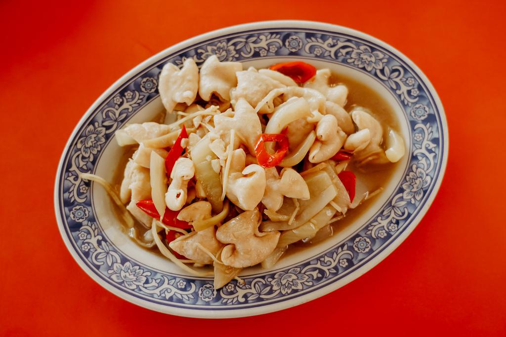 潮州美食 灘頭客家常菜 屏東潮州在地的好味道 滷豬腳、薑絲大腸、紅燒豆腐必點22.jpg