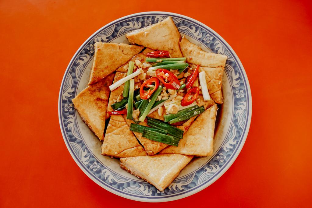 潮州美食 灘頭客家常菜 屏東潮州在地的好味道 滷豬腳、薑絲大腸、紅燒豆腐必點25.jpg