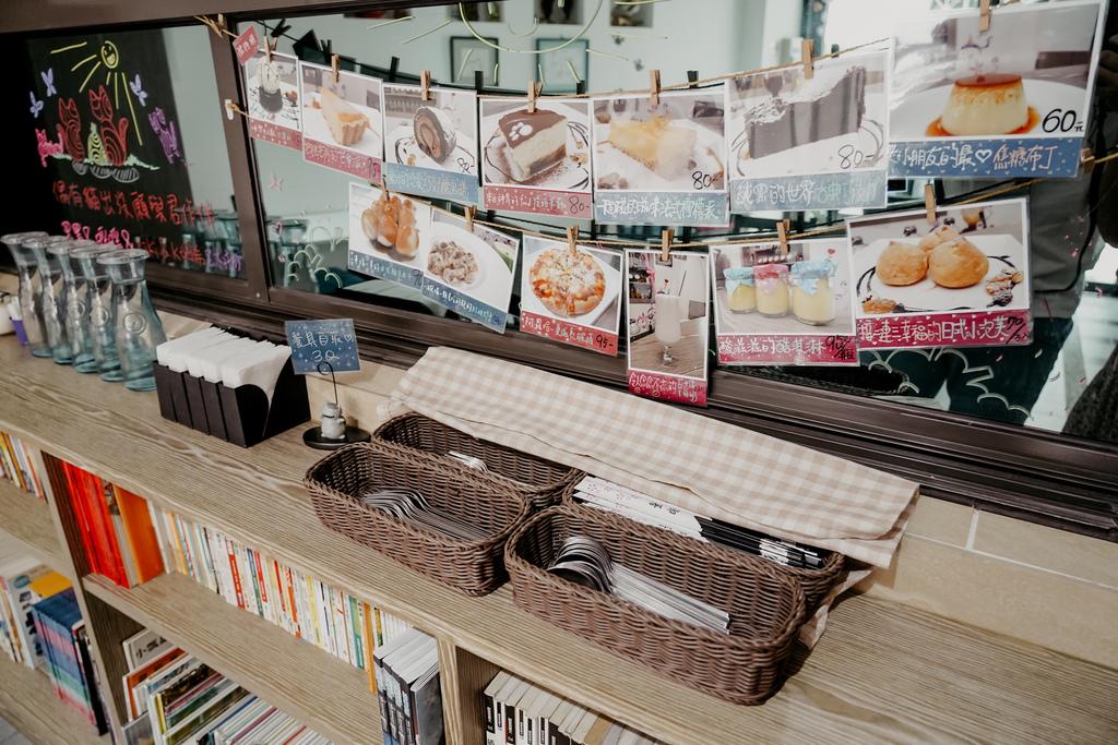 屏東特色咖啡店 槍與咖啡 義大利麵 中式簡餐 咖啡甜點 生存遊戲迷必來~店貓也超可愛19.jpg