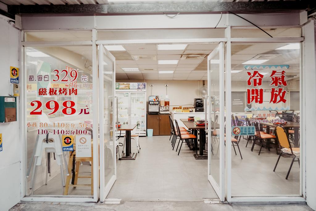 高雄鼓山區 中將燒肉屋-總店 享受當鐵板燒大廚的樂趣 火烤兩吃自助吃到飽2.jpg