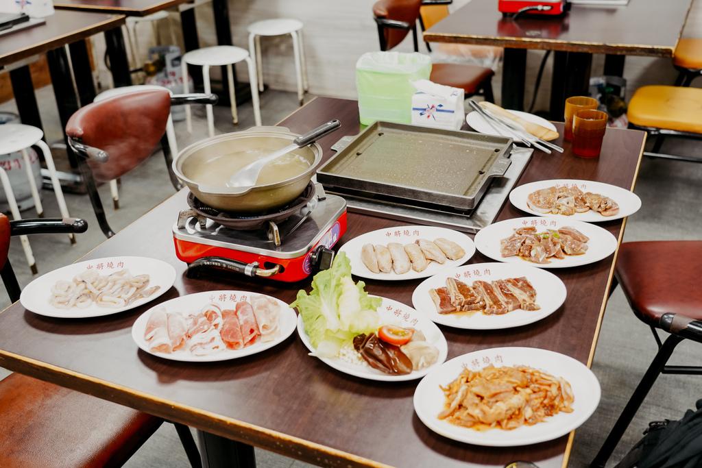高雄鼓山區 中將燒肉屋-總店 享受當鐵板燒大廚的樂趣 火烤兩吃自助吃到飽20.JPG